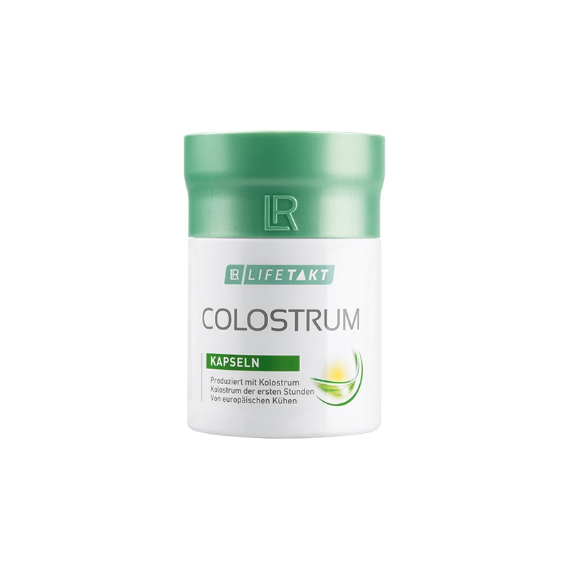LR LIFETAKT Colostrum Kapsuly