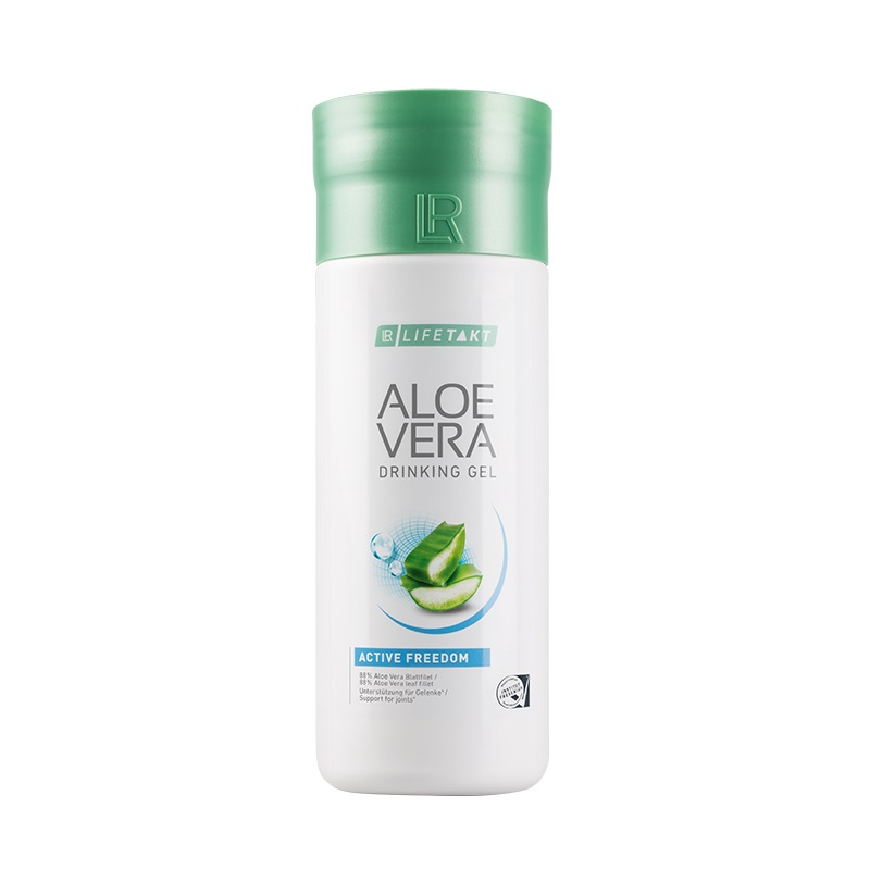 LR LIFETAKT Aloe Vera Drinking Gél Active Freedom