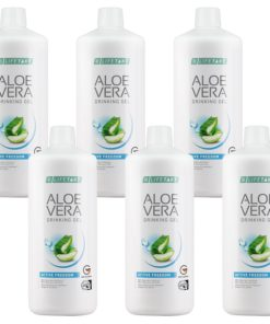 LR LIFETAKT Aloe Vera Drinking Gél Active Freedom Séria 6 ks