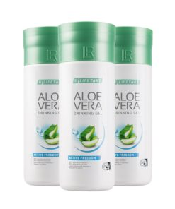 LR LIFETAKT Aloe Vera Drinking Gél Active Freedom Séria 3 ks