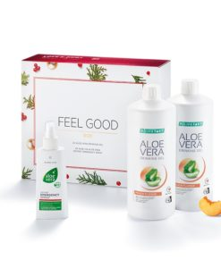 LR Aloe Vera Feel Good Box Broskyňa